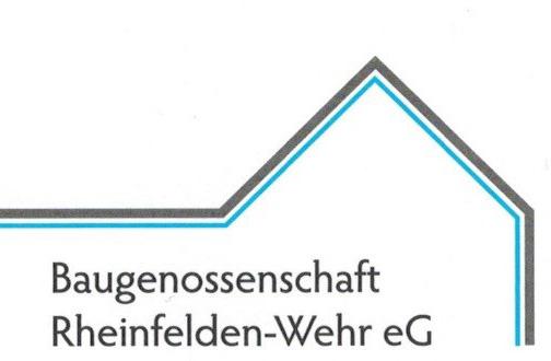 Baugenossenschaft Rheinfelden-Wehr eG